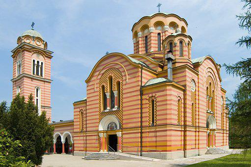 Church, Orthodox, Christian, Church Of Holy Trinity