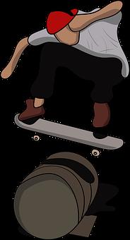 Skateboarding, Skateboard, Man, Boy, Male, Young