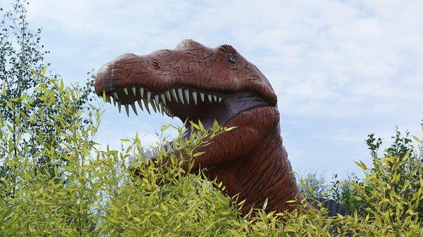 Dinosaur, Creature, Reptile, Prehistoric, Extinct