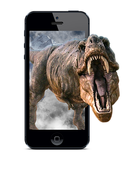 Dinosaur, T Rex, Reptile, Tyrannosaurus, Monster