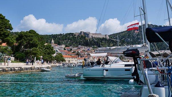 Boat, Sailboat, Yacht, Ocean, Sail, Sailing, Navigation