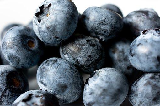 Blueberries, Fruit, Berries, Food, Blueberry, Healthy