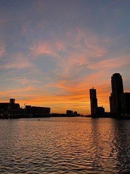 Rotterdam, Netherlands, Architecture, Holland, City