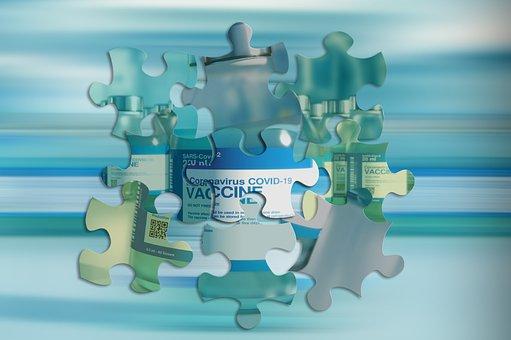 Vaccine, Puzzle, Healing, Medical, Virus, Coronavirus