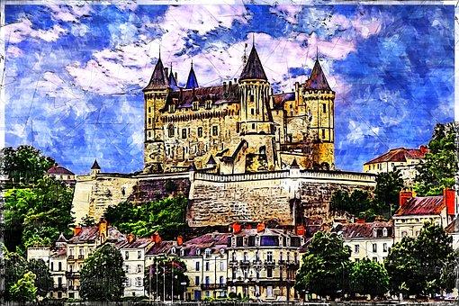 Architecture, Beautiful, Building, Castles, Chateau