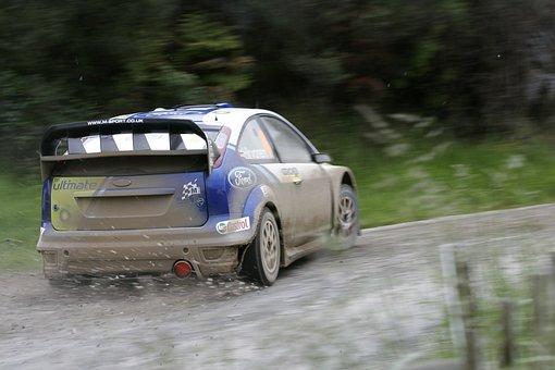 Ford, Wrc, M-sport, Rally, Gravel, Australia, Car