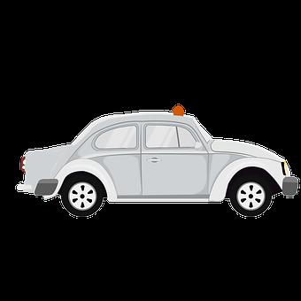 Car, Vehicle, Ambassador Car, Red Beacon Light