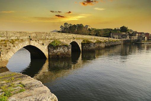 Spanish, Galicia, Arcadian, Soutomaior, Rias