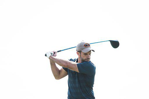 Golf, Swing, Golfer, Golfing, Sport, Club, Recreation