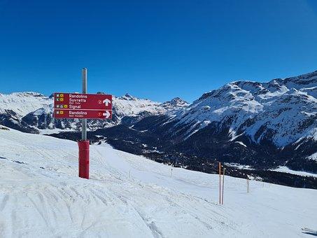 St, Moritz, Swiss, Switzer, Switzerland, Winter