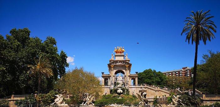 Sculpture, Monument, Landmark, Architecture, Barcelona
