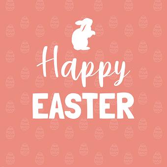 Rabbit, Bunny, Easter, Art, Card, Celebration, Cute
