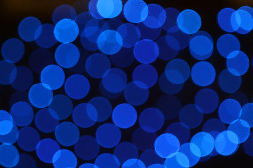 Abstract, Bokeh, Background, Circle, Blur, Decoration