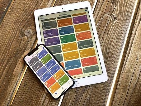 Ipad, Iphone, Apple, Tablet, Mobile, Communication