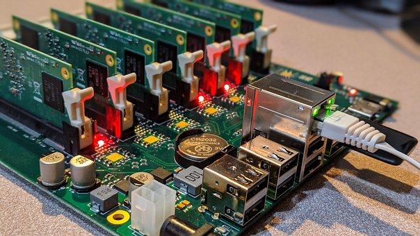 Raspberry Pi, Turing Pi, Compute Module, Home Lab