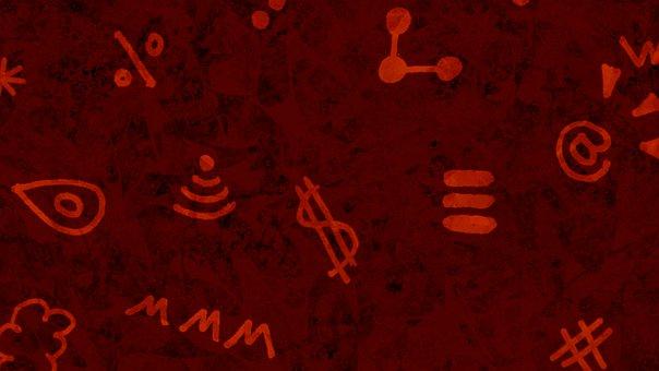 Internet, Doodle, Background, Technology, Online, Wifi
