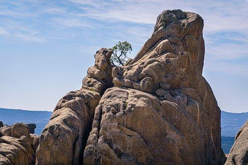 Rocks, Sea, Ocean, Coast, Stone, Mountain, Pediza