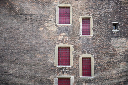 Building, Wall, Windows, Facade, Architecture, House