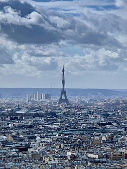 Paris, Eiffel, France, Architecture, City, Landmark