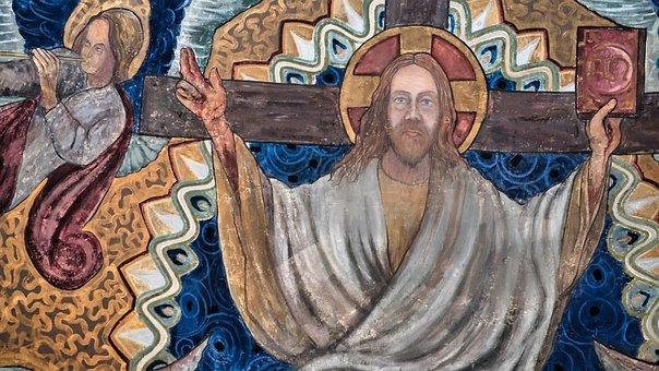 Jesus, Easter, Cross, Faith, Christianity, Church