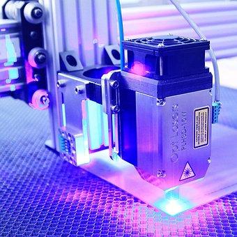 Blue Laser, Opt Lasers, Cnc Machine, Wood Engraving