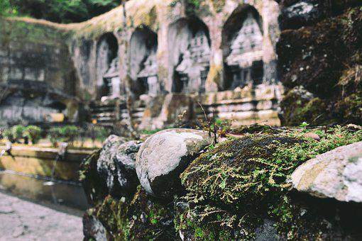 Hindu Temple, Temple, Nature