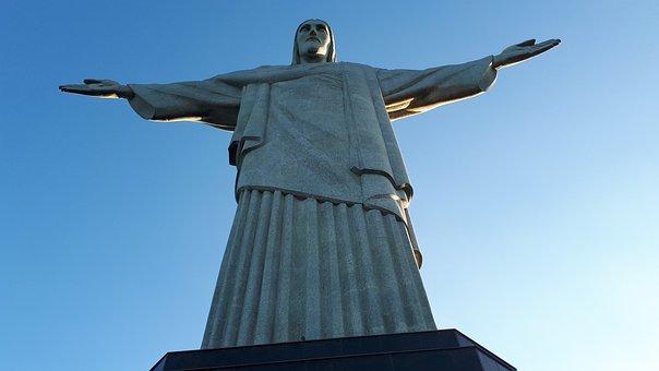 Christ The Redeemer, Statue, Monument, Christ