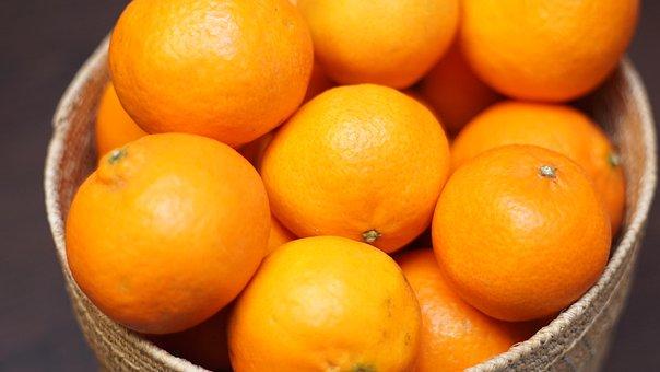 Oranges, Fruits, Food, Citrus, Produce, Harvest