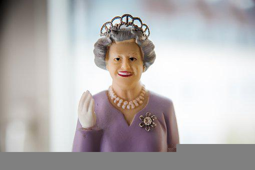 Queen, London, Miniature, England, Model