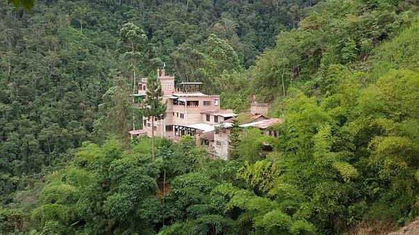 Santander, Bucaramanga, Montefiore, Castle, Landscape