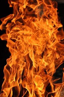 Fire, Burn, Flame, Hot, Campfire, Open Fire, Embers