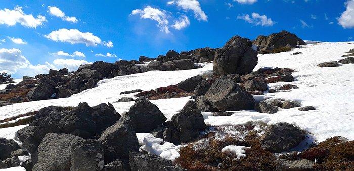 Upstream, Monti, Mountain, Rocks, Peridotitic