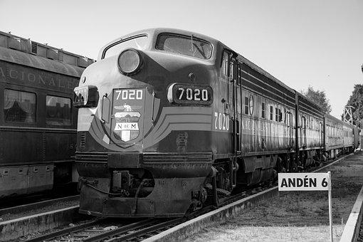 Platform, Train, Station, Travel, Transport
