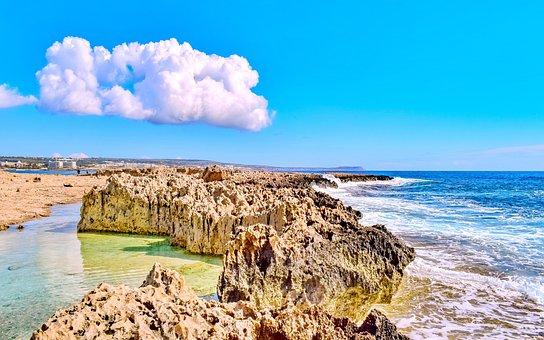 Rocks, Coast, Sea, Rock Formation, Coastline, Seaside