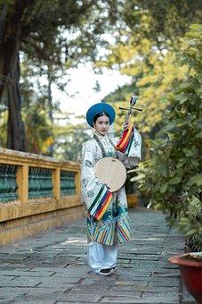 Viet Phuc, Fashion, Musical Instrument, Clothing, Woman