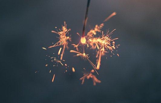 Sparkler, Firework, Pyrotechnics