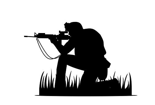 Pubg, Soldier, Sniper, Army, Military, Squad
