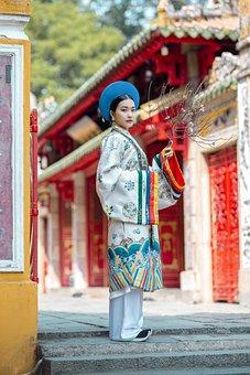 Viet Phuc, Fashion, Clothing, Woman, Branch, Nhat Binh