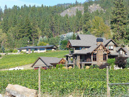 Wine Country, Bc Canada Wine Country, Okanagan Valley