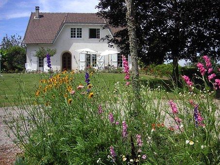 Cottage, House, Rural, Home, Design, Construction