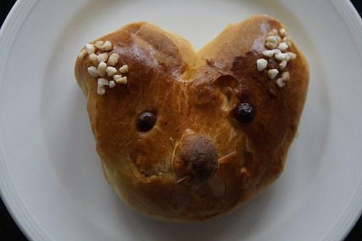 Pastries, Easter Bunny, Small Cakes, Easter