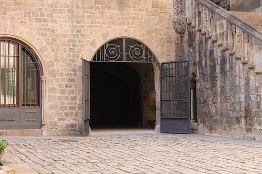 Door, Entrance, Doorway, Building, Architecture