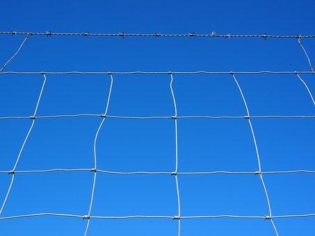 Fence, Wildzaun, Wildlife Fence, Mesh, Wire Meshes