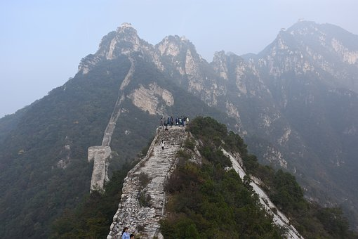 Nock, The Great Wall, Haze, Steep, The Majestic