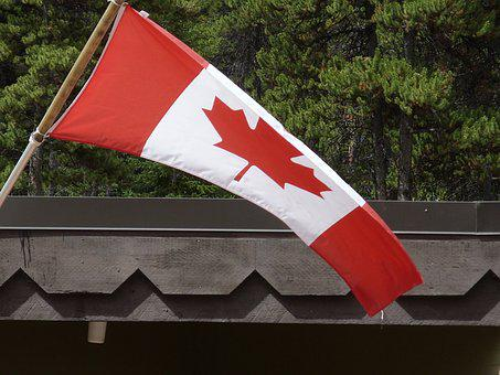 Canada, Canadian Flag, Maple Leaf