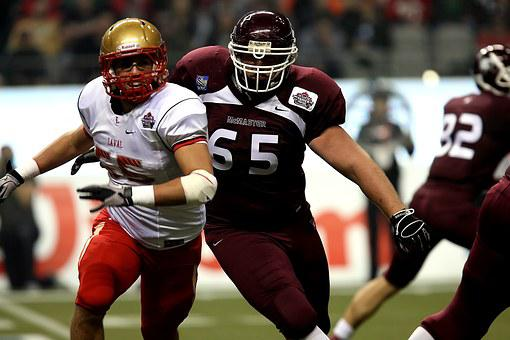 Offensive Lineman, Football, Canadian University