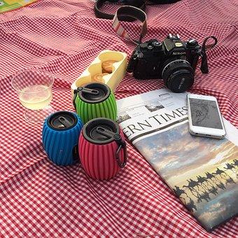 Camera, Nikon, Philips, Portable Speakers, Bluetooth