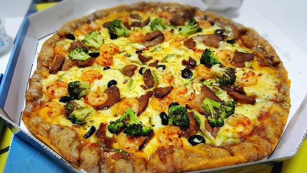 Pizza, Al Bolo Pizza, Pizza Albol