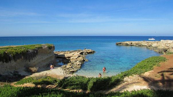 Cyprus, Protaras, Cove, Resort, Recreation, Tourism