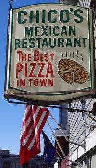 Sign, Restaurant, Funny, Design, Alaska, Ketchikan